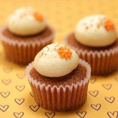 Photo2: Carrot Cupcakes (×6) (2)