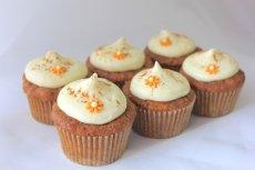 Photo3: Carrot Cupcakes (×6) (3)