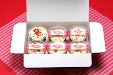 Photo4: Red Velvet Trifle Box(6p) (4)