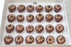Photo2: Double Choco(Mini Cupcakes) (2)