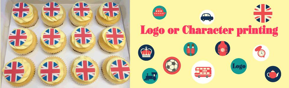 Logo or Character printing