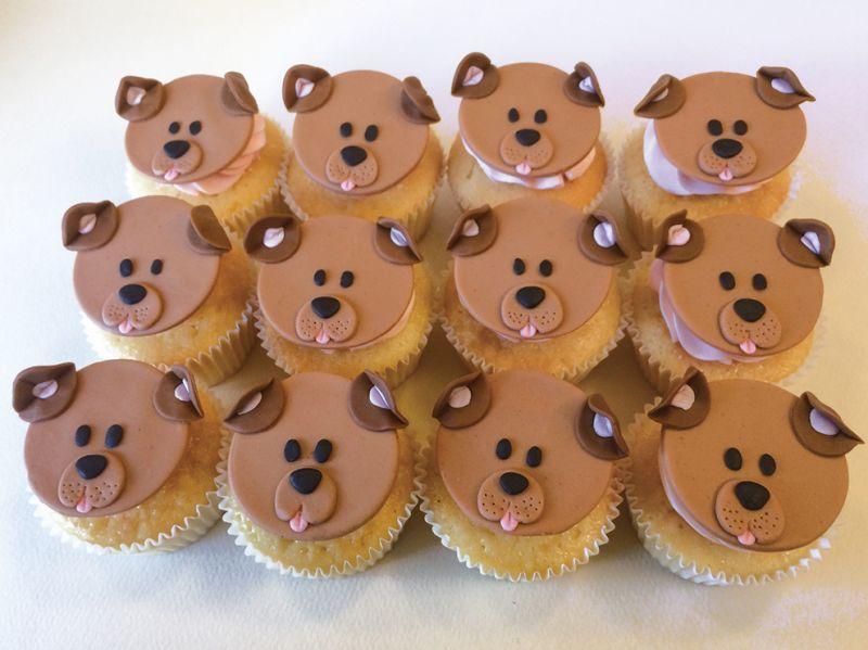 Photo1: Custom Design Cupcakes(12pcs〜) (1)