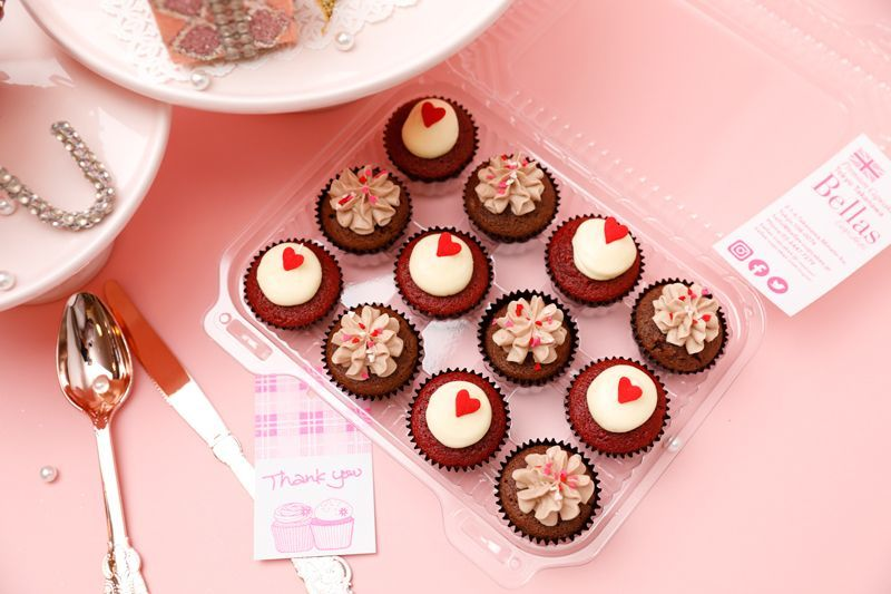 Photo1: Mini Mix Love Box(12pcs) (1)