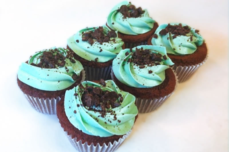 Photo1: Mint choco  (1)