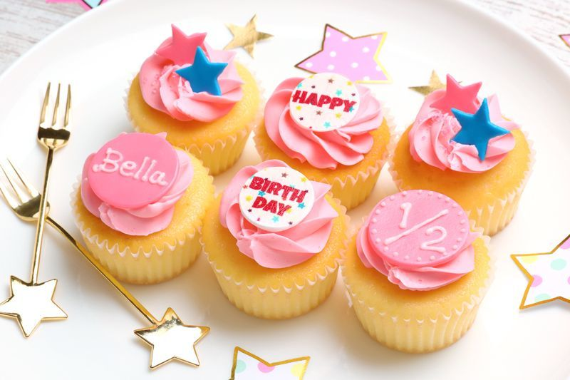 Photo1: Fun Birthday Box(Pink) (1)
