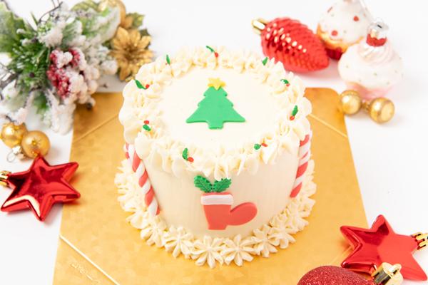 Photo1: Christmas cake (1)