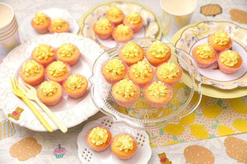 Photo1: Lemon(Mini Cupcakes) (1)
