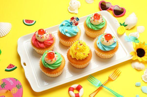 Photo1: Colorful Summer Box (6pcs) (1)