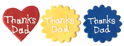 Photo1: [Optional] Father's Day/Father's Month message disc (1)