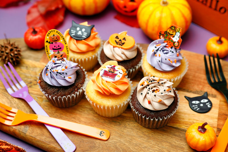 Photo1: Friendly Halloween Box (1)